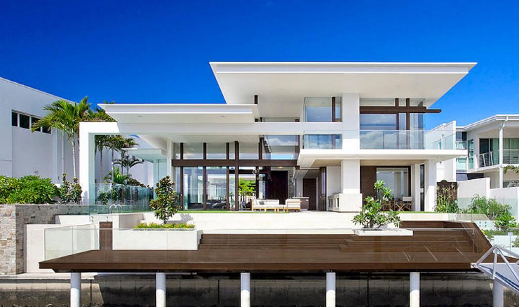 Stunning Maison Moderne Bonnevoie Gallery - Amazing House Design ...