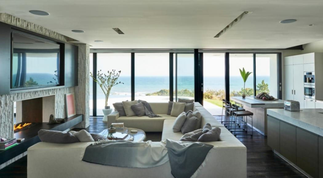 belle demeure secondaire sur la côte