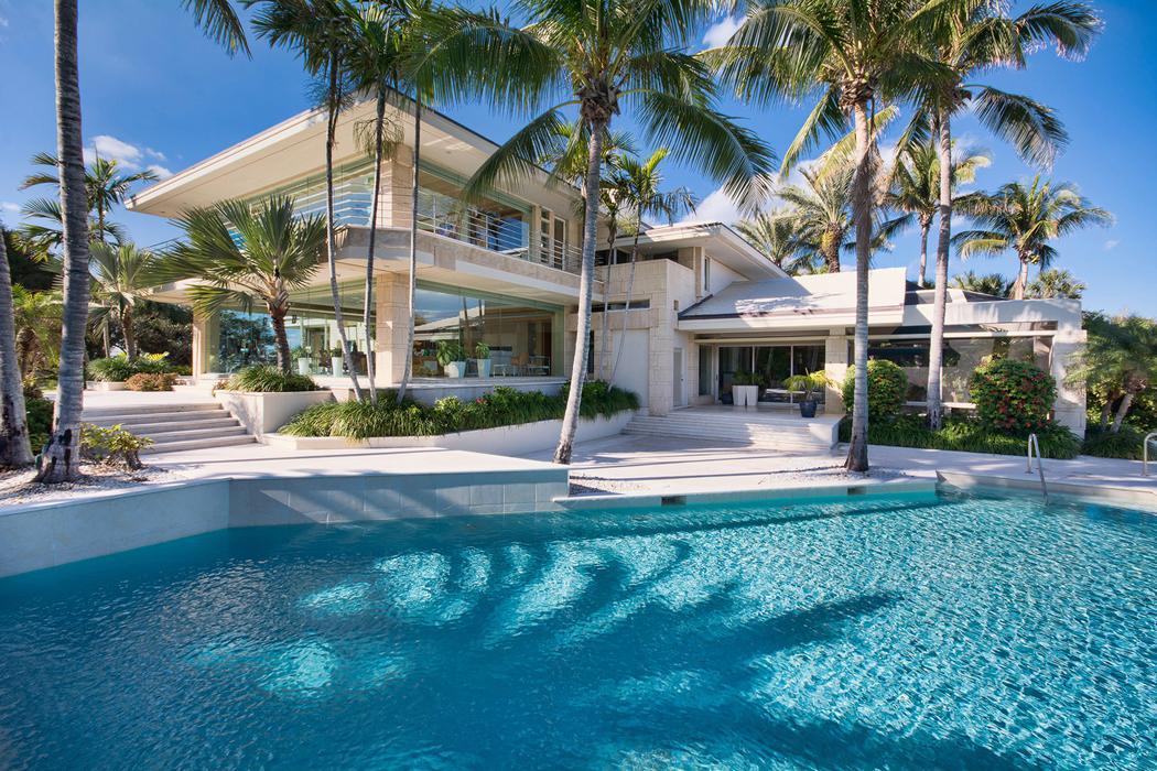 propriété de grand standing île