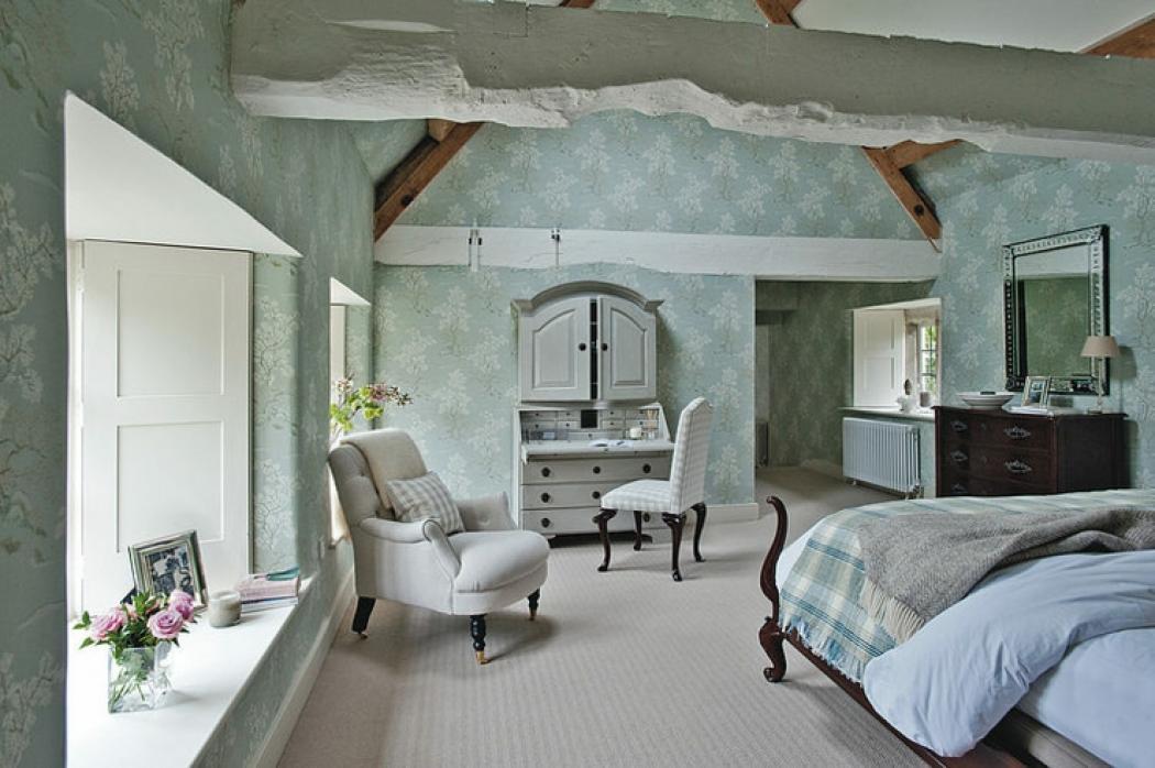 chambre à coucher résidence de vacances