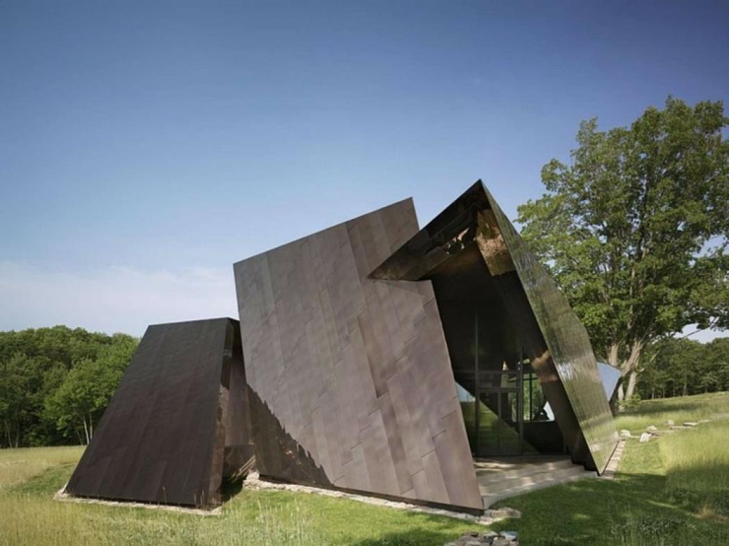R sidence originale l architecture contemporaine - Architecture contemporaine residence parks ...