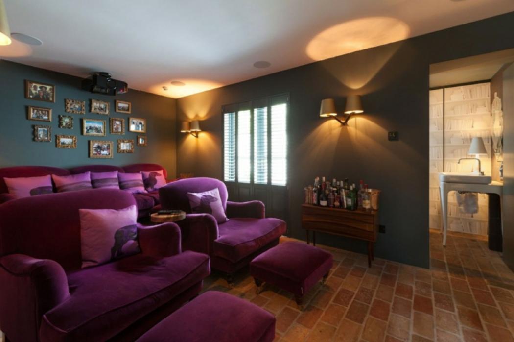 Maison de ville la d co clectique londres vivons maison - Residence de luxe interieur design montya ...