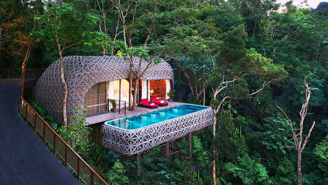 vacances exotiques phuket villa de luxe