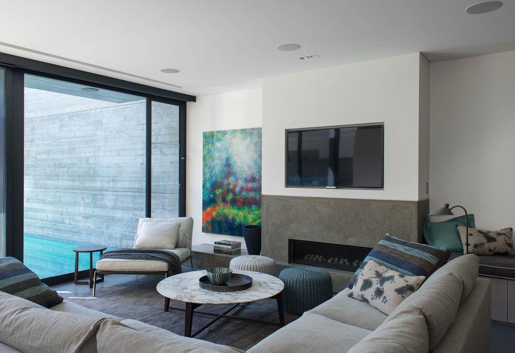 Belle maison de ville sydney l int rieur design tr s - Maison de ville moderne design klein ...