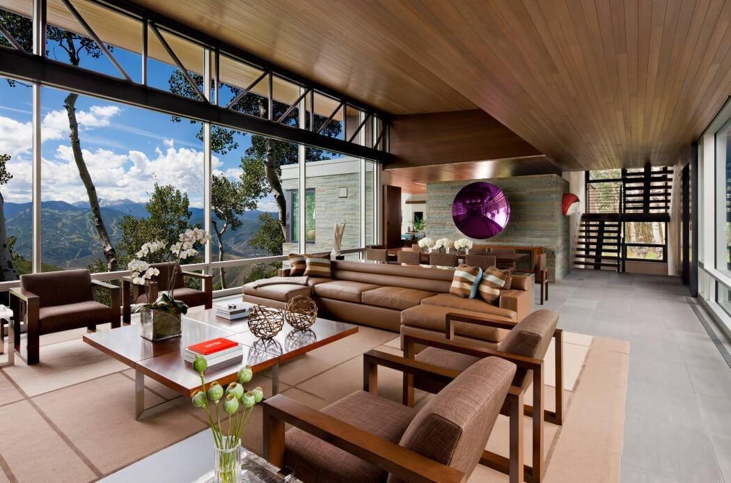 belle maison moderne familiale archi contemporaine