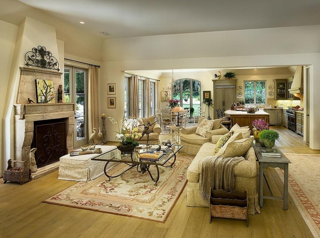 intérieur de luxe maison vacances