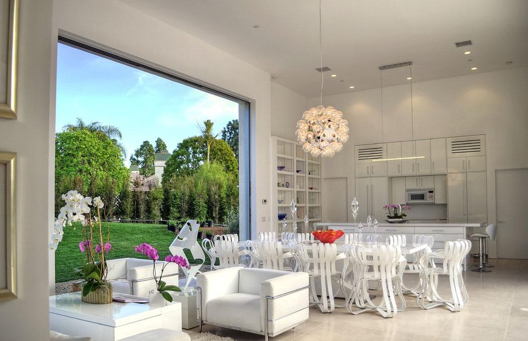 maison de luxe intérieur design