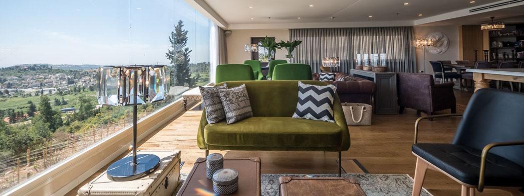 Gordonia Boutique hôtel au cœur des terres d'Israël