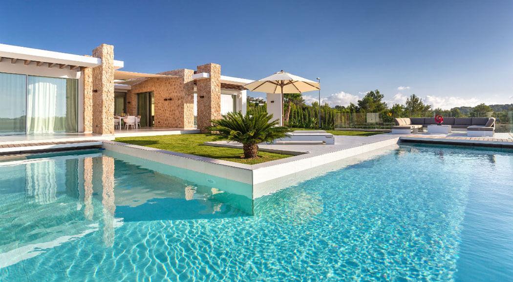 Magnifique villa de luxe ibiza l emplacement et - Villa de vacances exotiques island views ...