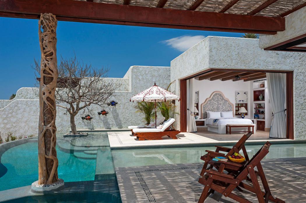 magnifique villa de r ve los cabos complexe h telier las ventanas al paraiso vivons maison. Black Bedroom Furniture Sets. Home Design Ideas