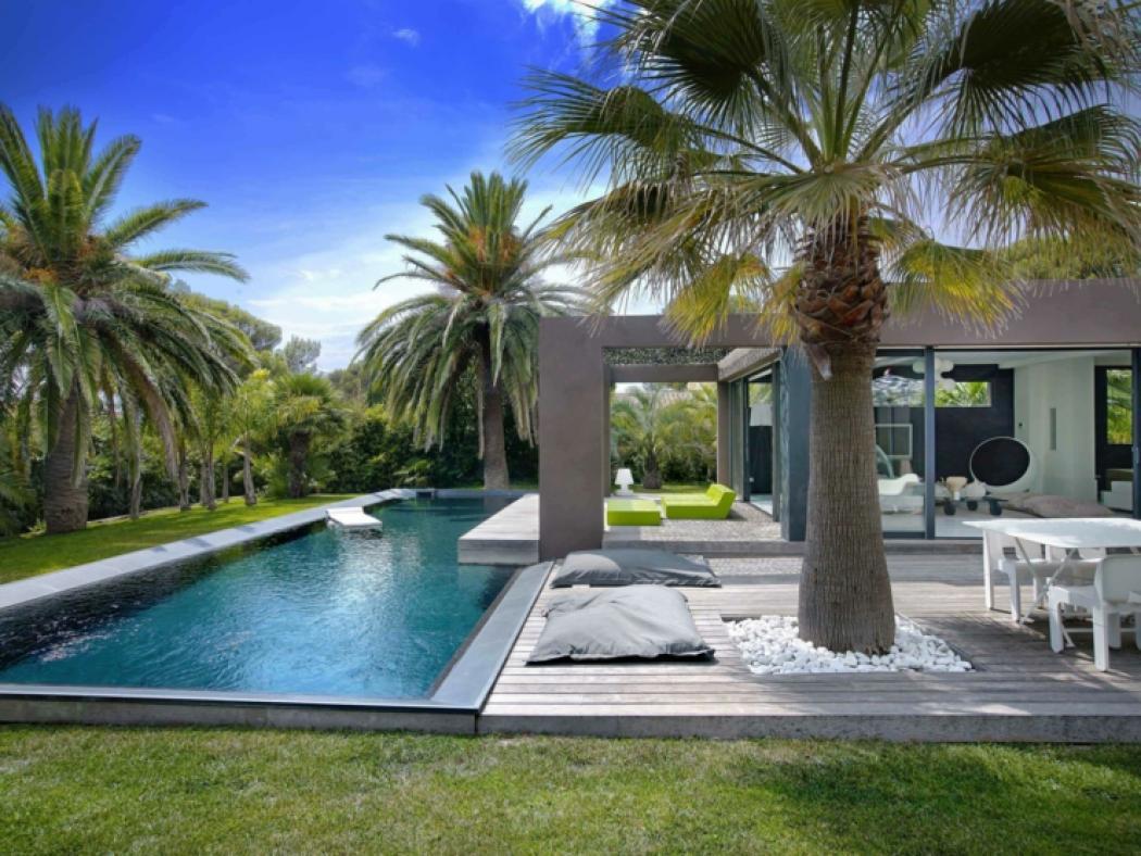 Splendide Villa De R Ve Sur La C Te D Azur Vivons Maison