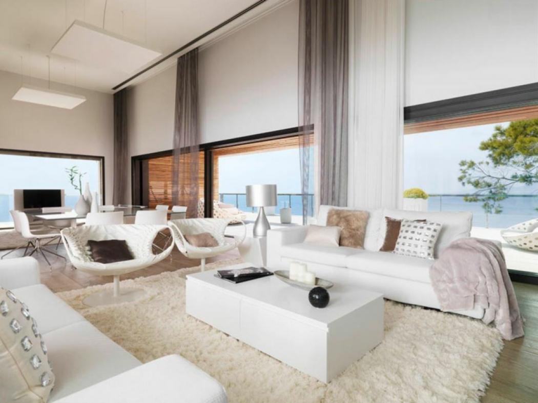 Résidence de haut standing luxe vacances mer