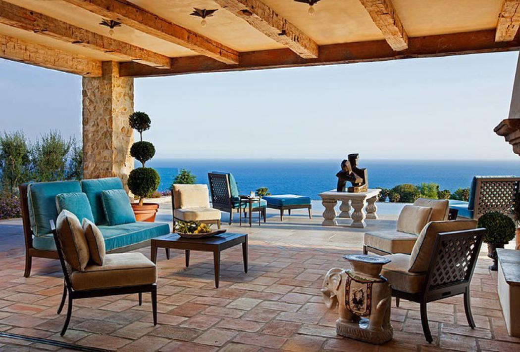 Villa De Luxe De Style M 233 Diterran 233 En 224 Malibu Vivons Maison