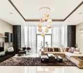appartement luxueux ile artificielle Dubaï