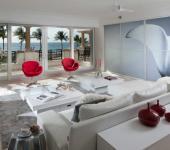 design intérieur appartement de vacances luxe