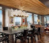 boiseries appartement de luxe