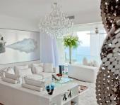appartement exotique intérieur design