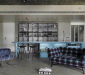 intérieur design appartement moderne minimaliste