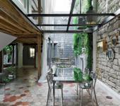 intérieur design moderne duplex paris