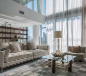 bel duplex au design luxueux à Miami