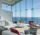 propriété de luxe architecture moderne