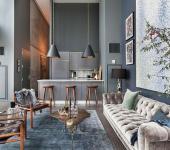 Demeure de charme totalement r nov e en espagne vivons - Bel appartement de ville brooklyn new york ...