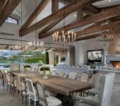 magnifique résidence secondaire de luxe