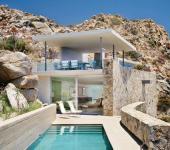 résidence secondaire sur la côte avec belle vue