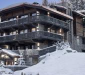 Chalet ski luxe courchevel alpes