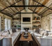 cottage anglais ambiance rustique