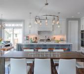 maison familiale design intérieur traditionnel