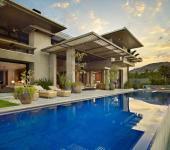 superbe maison rustique inspir e par le style mexicain vivons maison. Black Bedroom Furniture Sets. Home Design Ideas