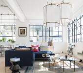 logement de ville luxe loft