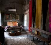 demeure latine à l'intérieur artistique