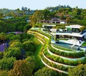 magnifique résidence original d'architecte