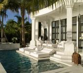 intérieur design élégant villa de luxe