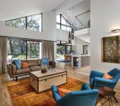 intérieur original moderne et meubles design