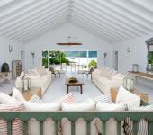 vacances de luxe villa exotique île d'antigua caraïbes