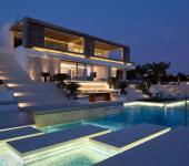 résidence architecture contemporaine vacances de luxe