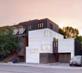 résidence familiale architecture contemporaine