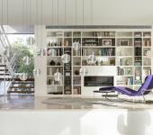 Intérieur tendance moderne maison neuve