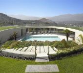 maison originale à l'architecture moderne
