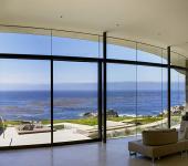 Belle vue imprenable sur l'océan Pacifique maison de luxe
