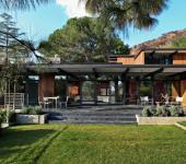 belle demeure éclectique en californie