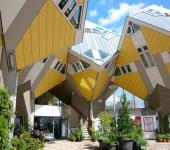 cube houses maison d'architecte créative unique