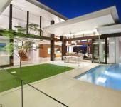 terrasse maison d'architecte extérieur design