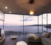 maison avec vue sur l'océan australie