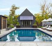 design rustique pour une résidence de ville