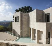 magnifique maison de luxe à Bel Air Californie