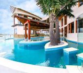 vacances exotiques de luxe maison secondaire